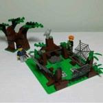 LEGO® Set 4727 – Aragog in the Dark Forest