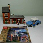 LEGO® Set 4728 – Escape from Privet Drive