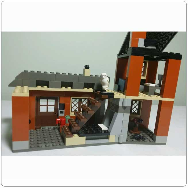 Lego Set 4728 - Escape from Privet Drive