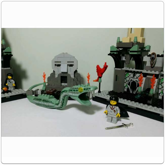 LEGO® Set 4730 - Chamber of Secrets