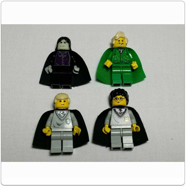 LEGO® Set 4733 – The Dueling Club
