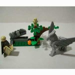 LEGO® Set 4750 – Draco's Encounter with Buckbeak