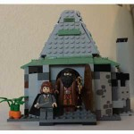 LEGO® Set 4754 – Hagrid's Hut (2nd Edition)