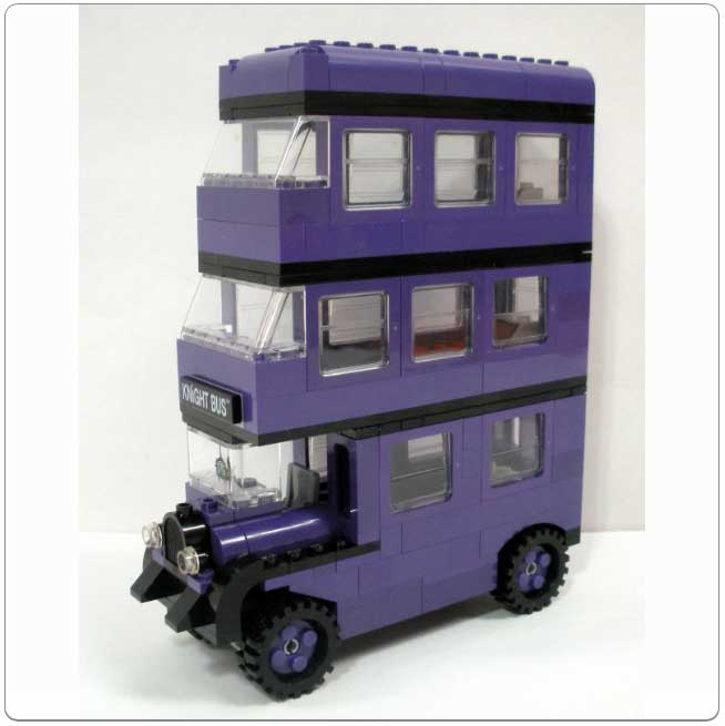 LEGO® Set 4755 – Knight Bus
