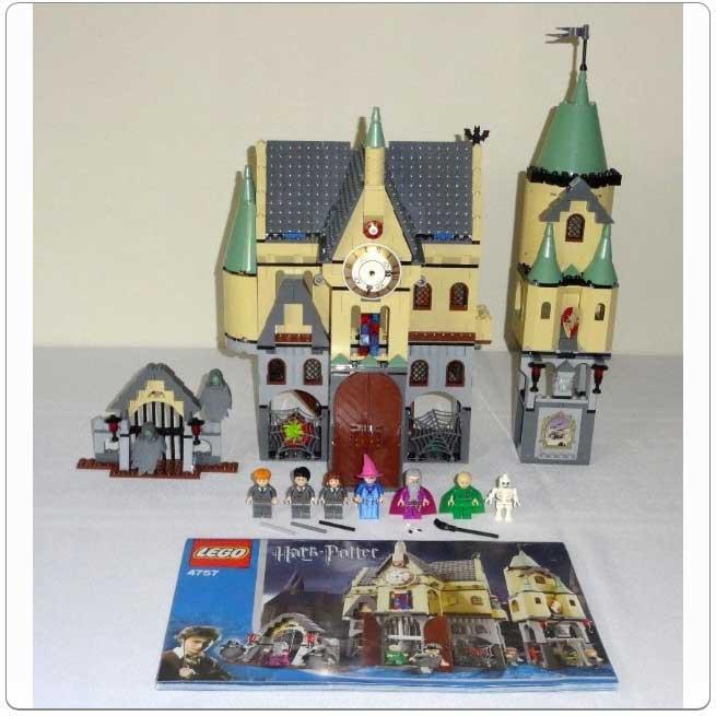 LEGO® Set 4757 – Hogwarts Castle
