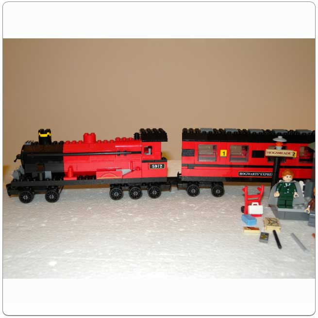 LEGO® Set 4758 – Hogwarts Express (2nd Edition)