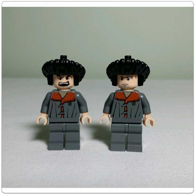 LEGO® Set 4768 – The Durmstrang Ship