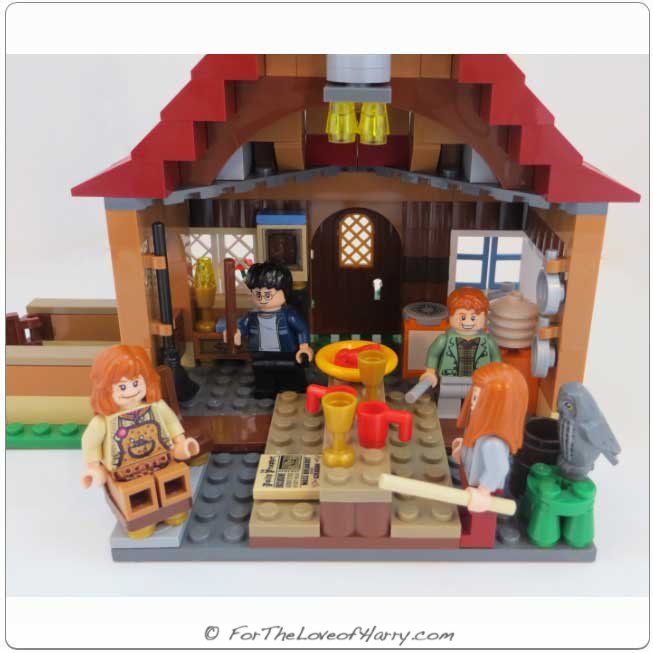LEGO® Set 4840 – The Burrow