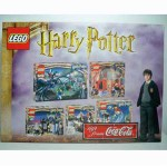 LEGO® Set KCCHP – Coca Cola Harry Potter Gift Set