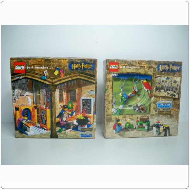 LEGO® Set KCCHP - Coca Cola Harry Potter Gift Set