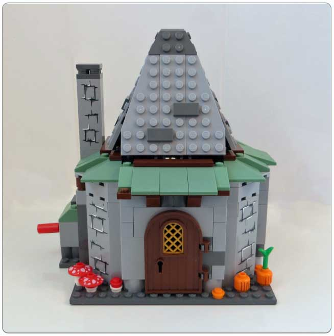 LEGO® Set 4738 – Hagrid's Hut (3rd Edition)