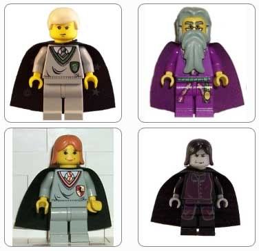 Lego Set HPG03 - Harry Potter Gallery 3
