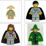 LEGO® Set HPG04 – Harry Potter Gallery 4