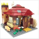 LEGO® Set 4840 – The Burrow Cottage Alternate Build