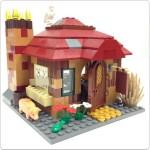 LEGO® Set 4840 – The Burrow Cottage Alternate Build