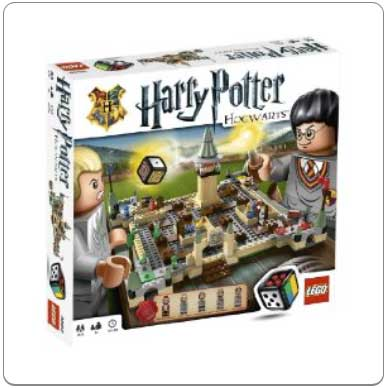 Harry Potter Hogwarts LEGO Game