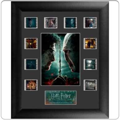 Harry Potter Movie Film Cell