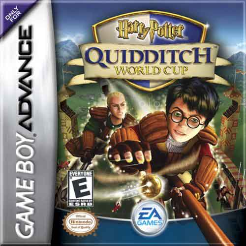 Harry Potter Quidditch World Cup Electronic Arts