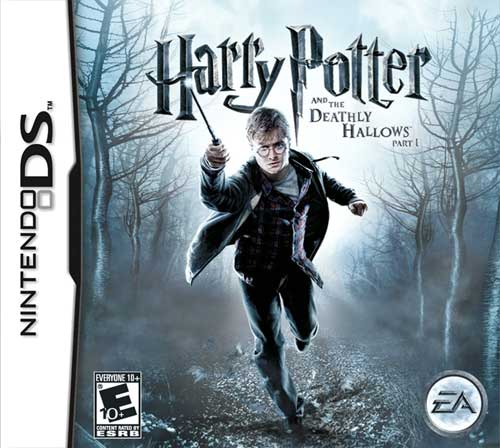 Harry Potter and the Deathly Hallows Part 1 Electronic Arts