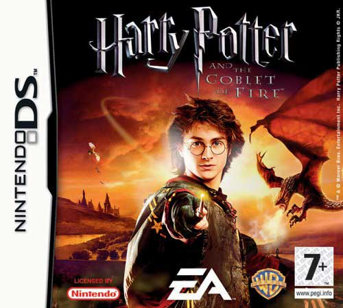 Harry Potter and the Goblet of Fire Electronic Arts
