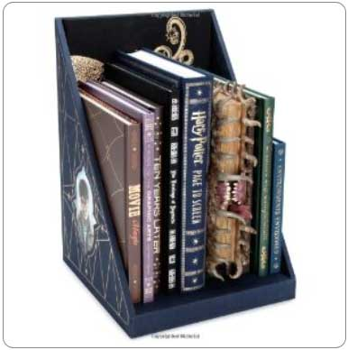 Page To Screen Harry Potter Books
