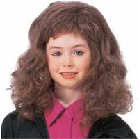 Wig for Hermione Costume