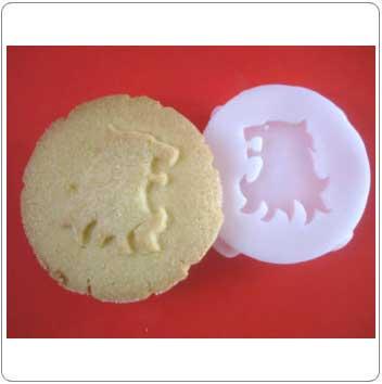 Gryffindor Lion Harry Potter Cookie Cutter