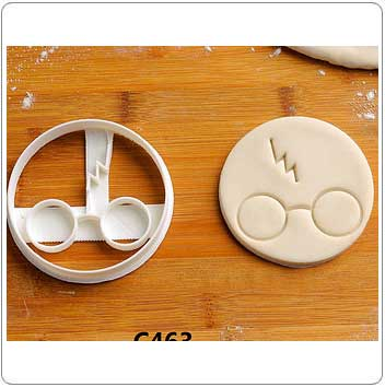 Harry Potter Cookie Cutter