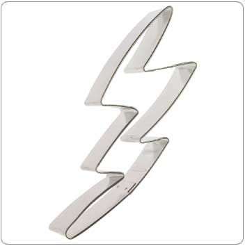 Lightning Bolt Harry Potter Cookie Cutter