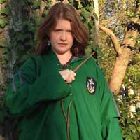 Slytherin Quidditch Robe