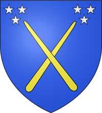 Beauxbatons School Crest