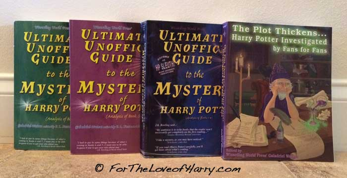 Harry Potter Book Guide : Who is the cursed child for love of harry