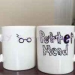 Make Your Own Harry Potter Mug with Sharpies