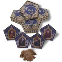 Chocolate Frog and Cards