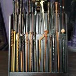 Interactive Harry Potter Wands