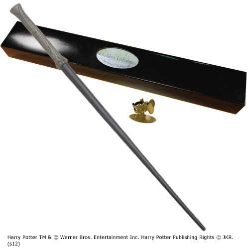 Noble Collection Bellatrix Lestrange Wand