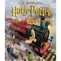 Book 1 – Illustrated Harry Potter and the Sorcerer's Stone