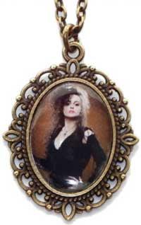 Bellatrix Lestrange Cameo Necklace