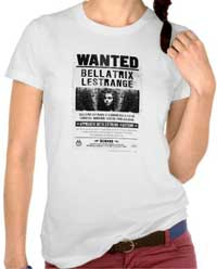 Bellatrix Lestrange Wanted Shirt