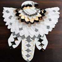 Custom Hedwig Costume