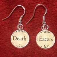 Death Eater Earrings