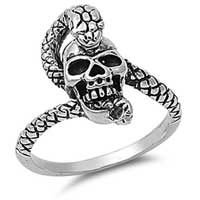 Ring for a Death Eater costume