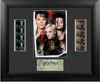 Film Cell of Narcissa, Draco, and Bellatrix