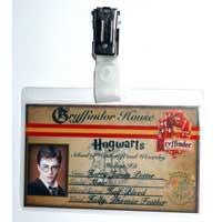 Hogwarts Student ID Badge