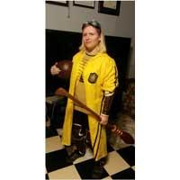 Hufflepuff Costume Quidditch Robe