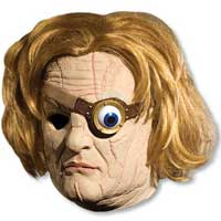 Mad-Eye Moody Costume Mask