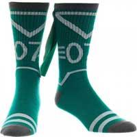 Quidditch Slytherin Socks