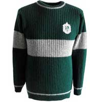 Quidditch Slytherin Sweater