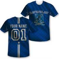 Ravenclaw Quidditch Jersey Shirt