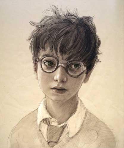 Jim Kay's Harry Potter